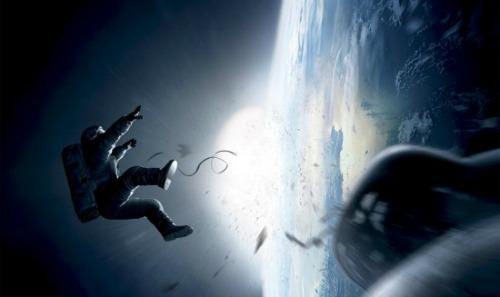 Alfonso Cuaron's Gravity