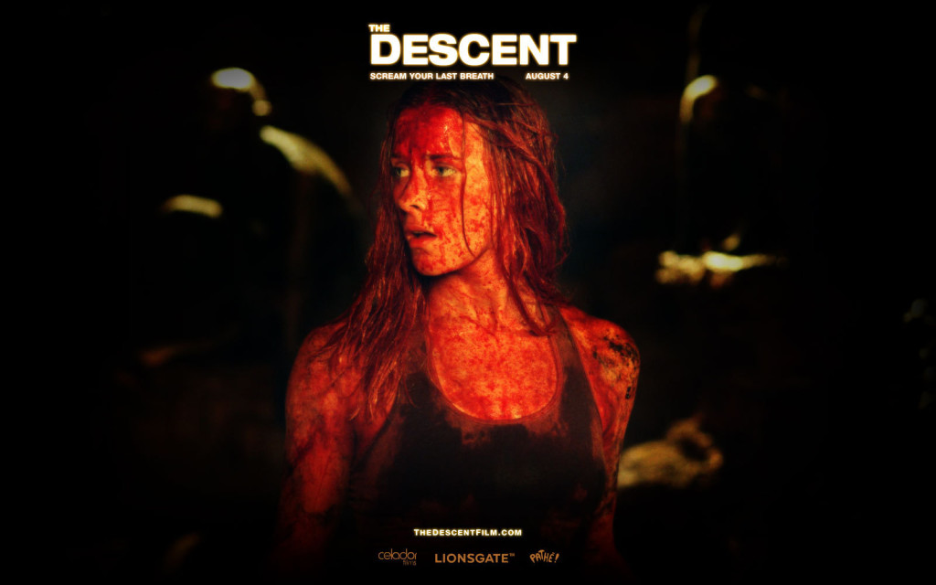 Neil Marshall's The Descent: bad mama/good mama.