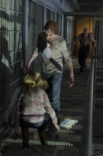 Walking Dead Lizzie walker