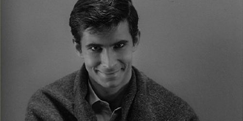 """It's not like my mother is a maniac or a raving thing."" (Psycho.)"