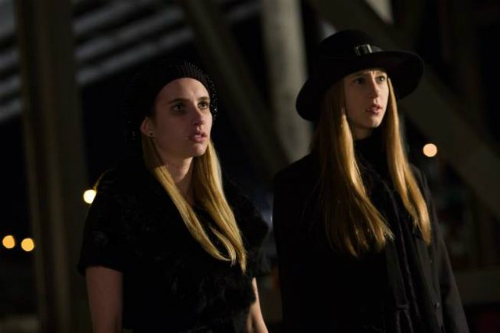 Zoe and Madison in American Horror Story: Coven