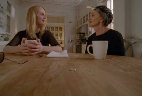 Cordelia and Fiona in American Horror Story: Coven