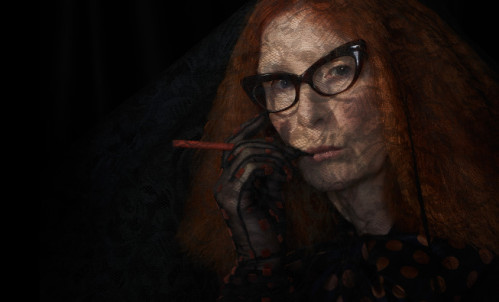 Frances Conroy is Myrtle