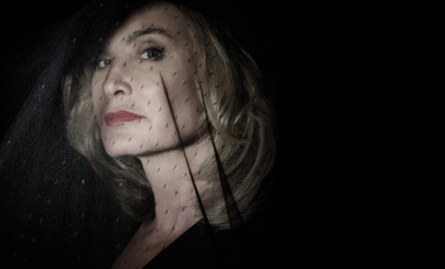 Jessica Lange is the Supreme