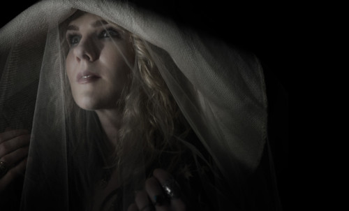 Lily Rabe is Misty Day.