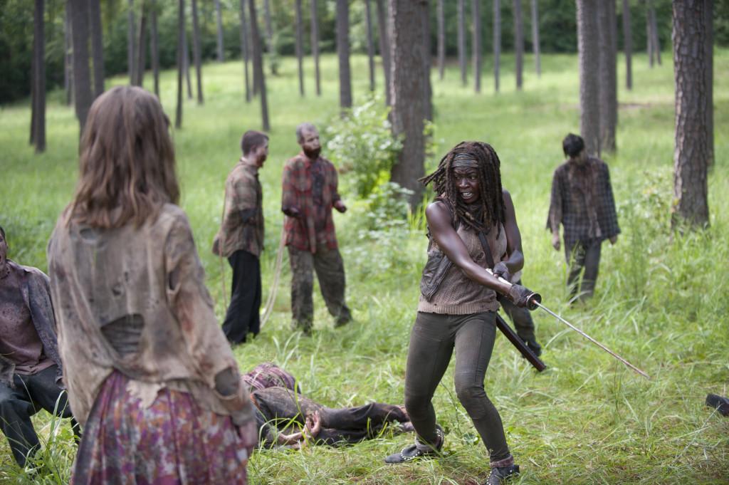 Overwhelmed. Photo credit Gene Page/AMC.