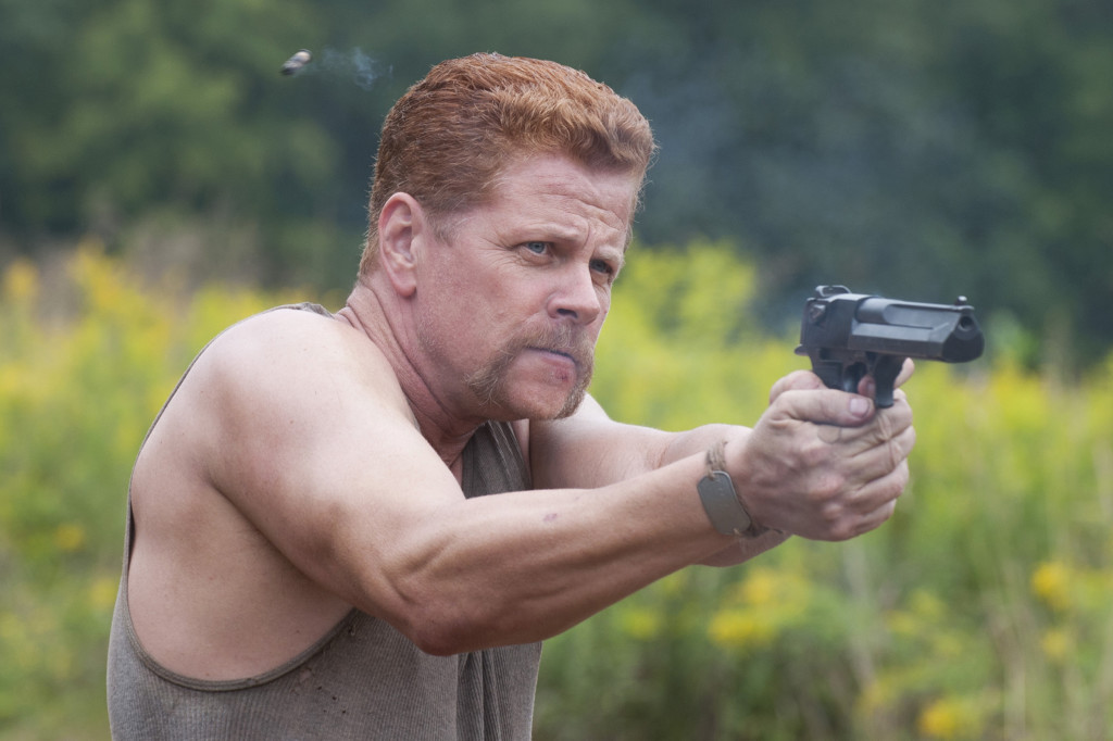 Abraham shoots