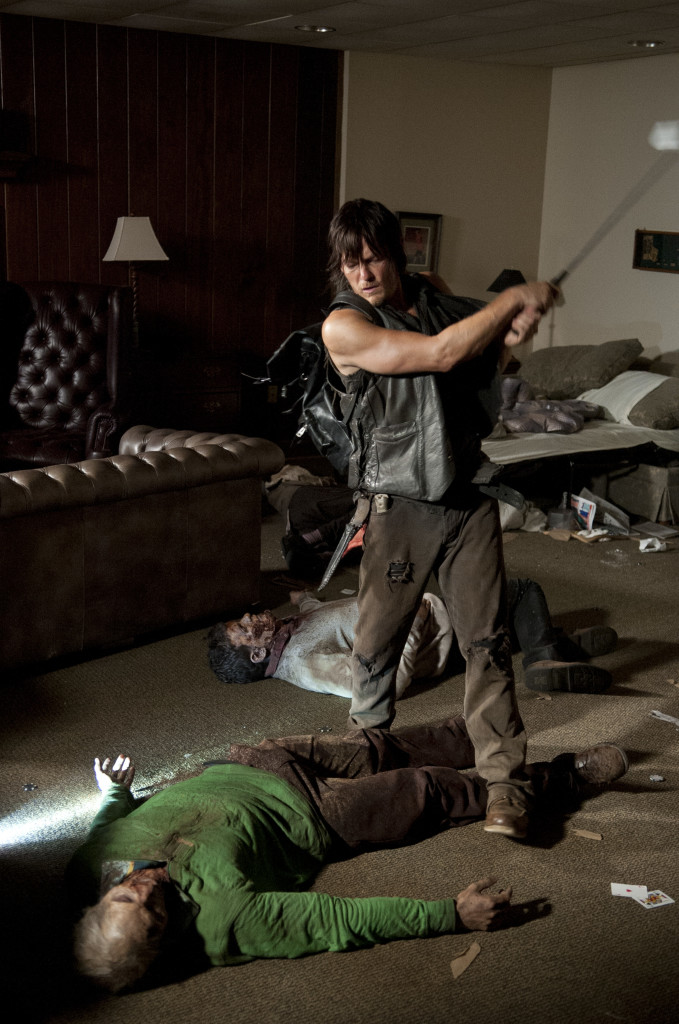 DAryl and walker.