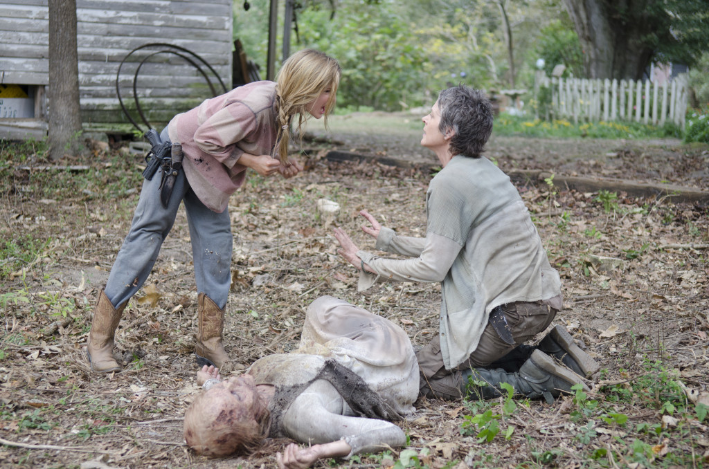 Lizzie and Carol