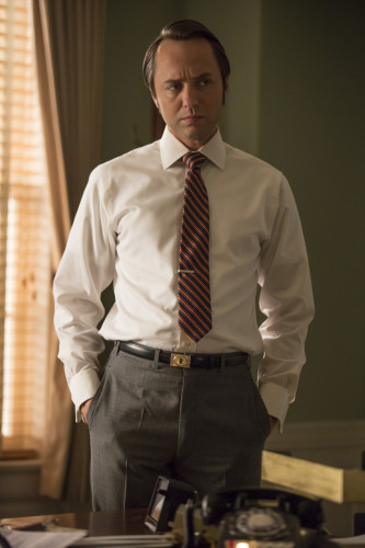 I cannot believe how old Pete Campbell looks these days. Photo credit Justina Mintz/AMC.
