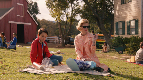 Betty Draper Francis is an utter child. Photo courtesy AMC.