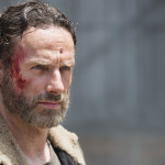 In the season opener, we get all the epic portraits of our badass characters. Photo credit Gene Page/AMC.