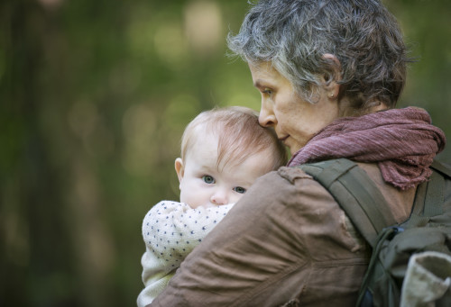All the heartstrings. Photo credit Gene Page/AMC.